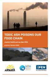 Toxic Ash Poisons Our Food Chain