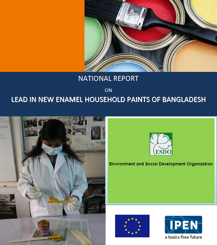 Bangladesh lead report cover