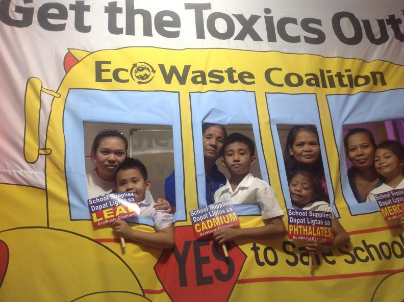 EcoWaste Coalition press conference May 2016