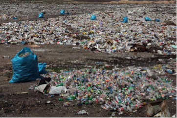 Plastic waste in Armenia