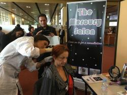 IPEN taking hair samples Hg COP1