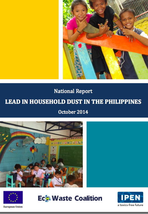 Philippines dust report cover