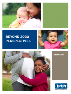 Beyond 2020 Perspectives cover