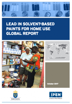 lead in solvent-based paints global cover