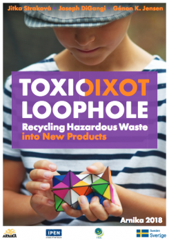 Toxics Loophole cover