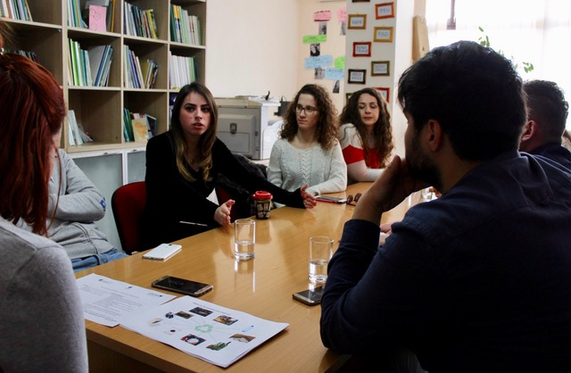 Eden Center in Albania held a workshop on current and future lead paint regulation
