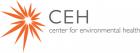 Logo for the Center for Environmental Health (CEH)