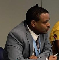 Dr. Tadesse Amera, IPEN Co-Chair