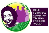 Irene Fernandez leadership training logo