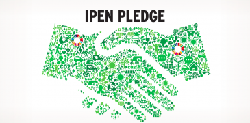 IPEN Pledge poster screenshot