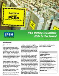 POPs 2019 newsletter cover