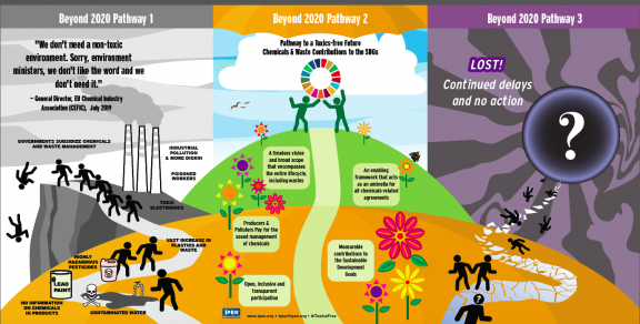 Beyond 2020 Pathways