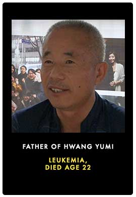 Portrait image of Hwang Yumi's father