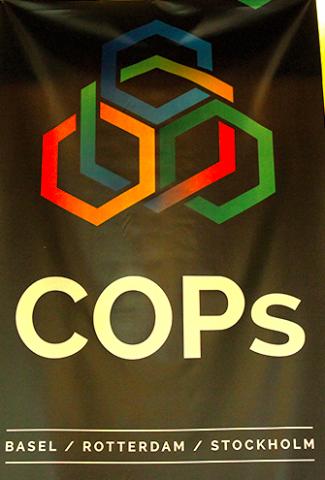 IPEN Quick Views of Stockholm Convention COP8 | IPEN