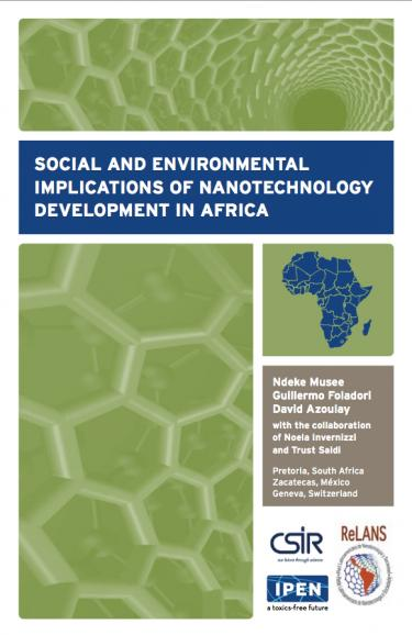"nanotechnology for africa development essay Emerging nanotechnology applications in the petroleum industry nanotechnology has opened the development of smart fluids"" for africa."