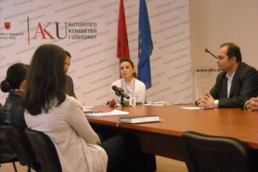 EDEN Center in a meeting with the Albanian National Food Authority